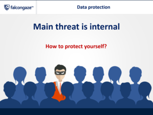 Detection of internal threats