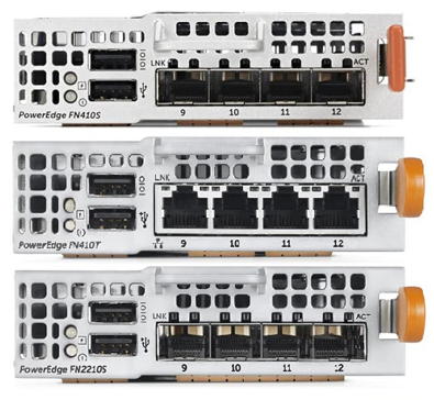 PowerEdge FN I/O Aggregators