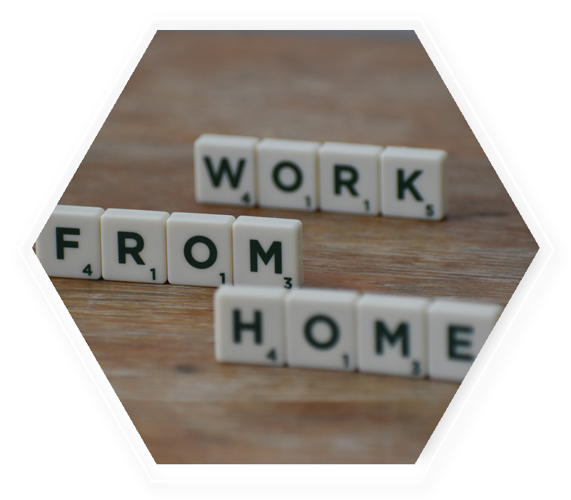 work from home technology